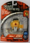 NIGHT TRANSFORMERS HASBRO 14618