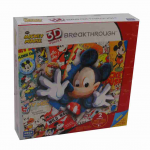 PUZZLE 3D MEGA PUZZLES MICKEY MOUSE