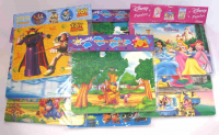PUZZLE DISNEY PIANKOWE 64470