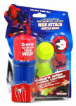 SPIDER MAN WEB ATTACK SHAKEN`N WASH PAK.12