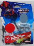 SPIDER MAN BLISTER STICKY GAME PAK.12/48