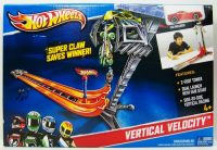 TOR HOT WHEELS VERTICAL VELOCITY X9283 PAK. 4