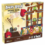ANGRY BIRDS KNEX BREAKING BACON T72025 PAK. 2
