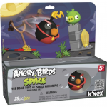 ANGRY BIRDS KNEX FIRE BOMB VS PIG T72046 PAK. 4