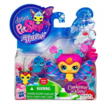 FIGURKI LITTLEST PET SHOP FAIRIES 38867 PAK.10