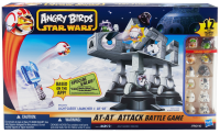 ANGRY BIRDS STAR WARS AT AT ATTACT A2373 PAK.4