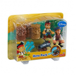 FIGURKI JAKE I PIRACI HERO PACK Y7818 PAK. 6