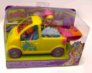SAMOCHÓD POLLY POCKET CARPOOL W6222 PAK.6