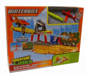 MATCHBOX ADVENTURE LINKS BLAZE BLASTERS Y9254 PAK.2