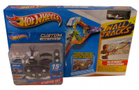 HOT WHEELS ZESTAW TOR WALL TRUCK W3431