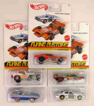 HOT WHEELS FLYING COLOURS Y8587 PAK.16