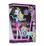 LALAKA MONSTER HIGH UPIORNA IMPREZA X4528 PAK.4