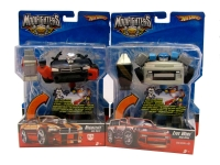 HOT WHEELS TRANSFORMER MODIFIGHTERS 98295