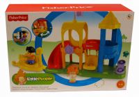 ZESTAW PLAYGROUD FISHER PRICE Y8196 PAK.2
