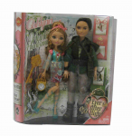 LALKA EVER AFTER HIGH ASHLYN ELLA & HUNTER HUNTSMAN /3 BBD48