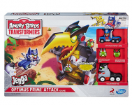 ANGRY BIRDS TRANSFORMERS OPTIMUS PRIME ATTACK /3 A9261