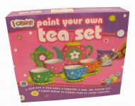 ZESTAW DO HERBATY PORCELANA I-CREATE TEA SET /12