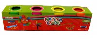 CIASTOLINA FUN-TIME DOUGH 4 PACK 340G /48 0472