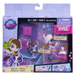 FIGURKI LITTLEST PET SHOP THEMED STYLE /4 A7642