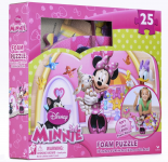 PUZZLE 25 PIANKOWE MINNIE /6 DMM-5571