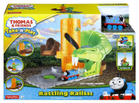 ZESTAW TOMEK TAKE-N-PLAY RATTLING RAILsss /2 CDM88