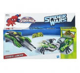 WYRZUTNIA SPIDERMAN SPIDER WARS SPEEDFIRE LAUNCHER A5966