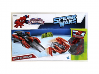 WYRZUTNIA SPIDERMAN SPIDER WARS SPEEDFIRE LAUNCHER A6562
