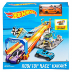 HOT WHEELS ROOFTOP RACE GARAGE /2 DRB29