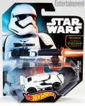 HOT WHEELS STAR WARS SAMOCHODZIKI /12 CGW35
