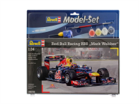 MODEL REVELL RED BULL RB9 MARK WEBBER /12 67075