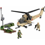 KLOCKI MEGA BLOKS ADVENTURE FORCE HELIKOPTER /4 CXM63