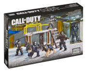 KLOCKI MEGA BLOKS CALL OF DUTY ASST4 /6 CNC67