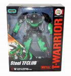 ROBOT T-WARRIOR METAL ZIELONY WZ.3/5 /18/36 J8018B
