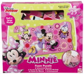 PUZZLE 25 PIANKOWE MINNIE /6 DMM1-5571