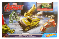 HOT WHEELS MARVEL AVENGERS ASST.3 /5 DKT27