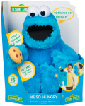 MASKOTKA INTERAKTYWNA ULICA SEZAMKOWA COOKIE MONSTER B/O /6 SST-8459-2
