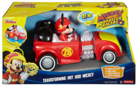 FP MYSZKA MIKI TRANSFORMUJACY HOT ROD ROADSTER RACERS /2 DTT89