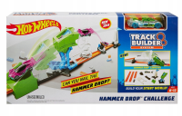 HOT WHEELS TRACK BUILDER CHALLENGE WYZWANIE ASST. /4 FLL00