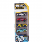 METAL MACHINES AUTA METAL  5-PACK ASST /12 6709