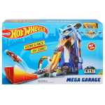 HOT WHEELS CITY RAJDOWY GARAŻ /2 FTB68