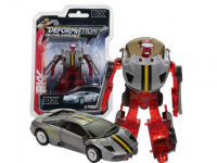 ROBOT DEFORMATION METAL S PRO Kids /72/144 A7001-16