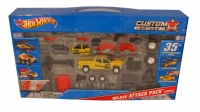 HOT WHEELS CUSTOM MOTORS 4in1 DE LUX ATTACK PACH MATTEL